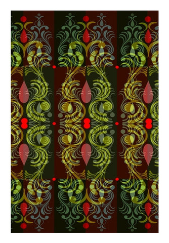 Ornamental Pattern Wall Art | Artist : Amar Singha