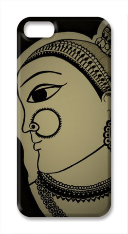 #Mural iPhone SE Cases | Artist : Divya Iyer