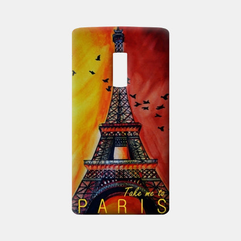 ParisLove One Plus Two Cases | Artist : Chahat Suri