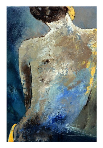 Wall Art, Nude 4551 Wall Art | Artist : pol ledent, - PosterGully