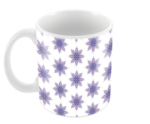 Winter Snowflakes Coffee Mugs | Artist : Delusion
