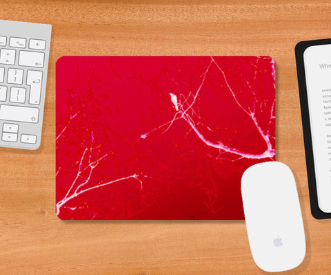 Bloody Death Mousepad | Artist : Sourav Chakraborty