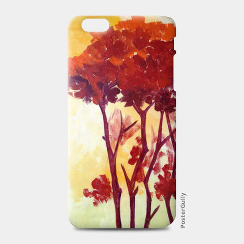 iPhone 6/6S Plus Cases, Gulmohar tree by Alpana Lele iPhone 6/6S Plus Cases | Artist : Aniruddha Lele, - PosterGully