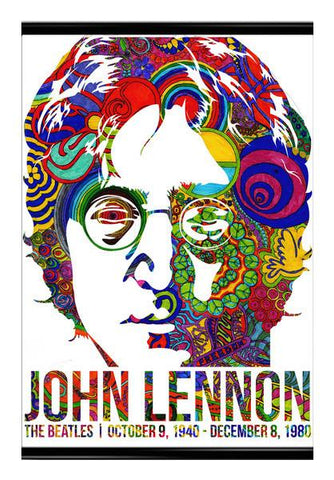 PosterGully Specials, JOHN LENNON GRAPHIC POSTER Wall Art | Artist : Anirudh Khanna, - PosterGully