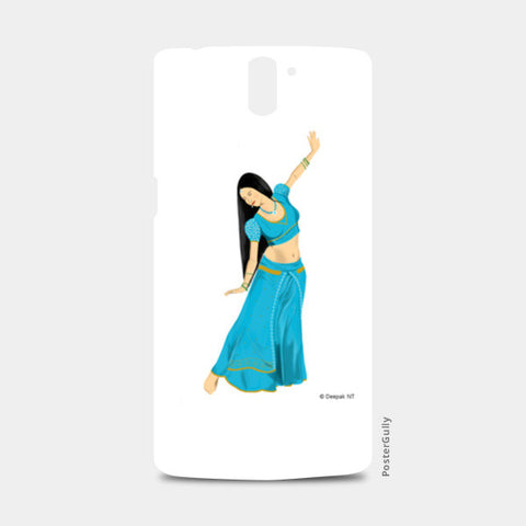 One Plus One Cases, Woman Dancing One Plus One Cases | Artist : Deepak NT, - PosterGully