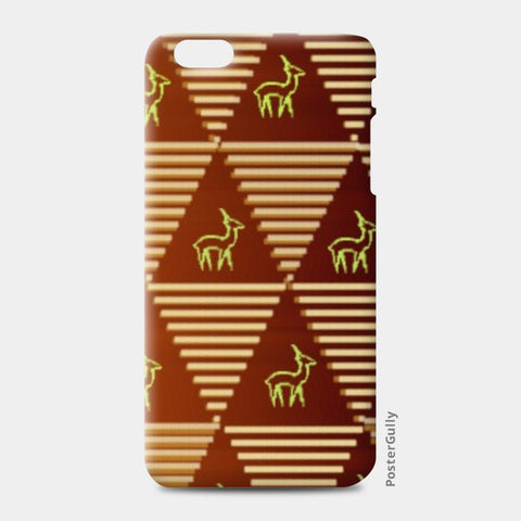 Pyramid Pattern iPhone 6 Plus/6S Plus Cases | Artist : Pallavi Rawal