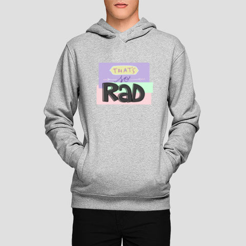 Hoodies, So Rad Hoodies | Artist : The Stardust Story, - PosterGully - 1