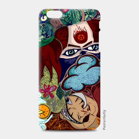 iPhone 6/6S Plus Cases, Time iPhone 6 Plus/6S Plus Cases | Artist : Hriddhi Dey, - PosterGully