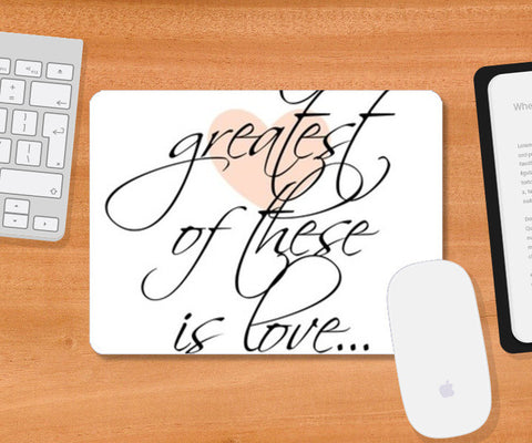love quotes Mousepad | Artist : Fariya Arts