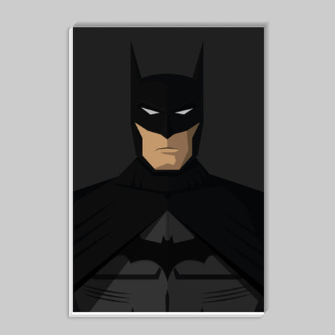 Batman | The Dark Knight Stick Ons | Artist : Kartikeya Rastogi