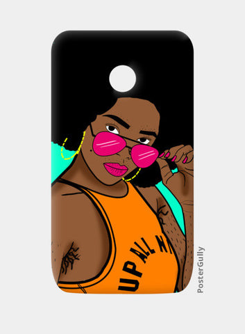 SWAG Moto E Cases | Artist : DISHA BHANOT