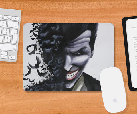 Batman - Joker Mousepad | Artist : Anitha Vallikunnel