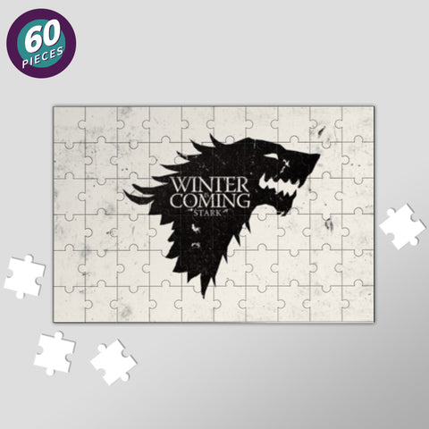 Game of throne puzzle Jigsaw Puzzles | Artist : Navdeep Sharma