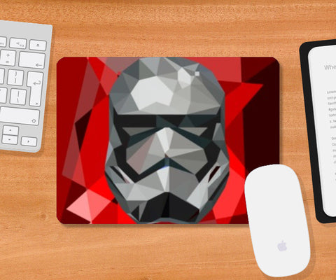 Mousepad, Stormtrooper Star Wars Mousepad | Artist : Shashank Ahuja, - PosterGully