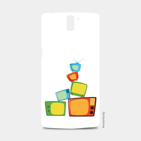 TV time One Plus One Cases | Artist : Juergen Dsouza