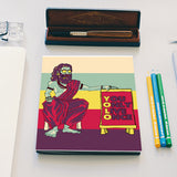 YOLO Notebook | Artist : Dishant Bhatia