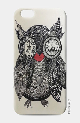 The Mystic Owl iPhone 6/6S Cases | Artist : Quirky Designs by Priyanka Singhania