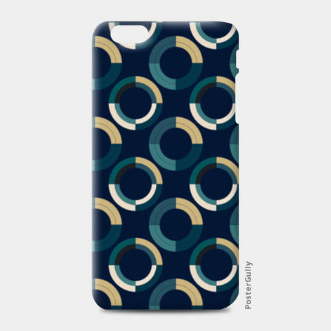 Fashionable 3d circle pattern iPhone 6 Plus/6S Plus Cases | Artist : Designerchennai