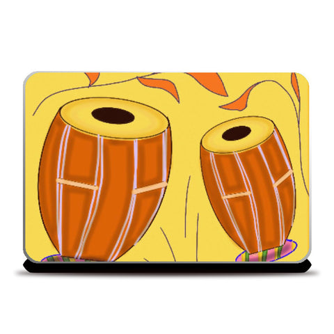 Laptop Skins, Tabla Square Laptop Skins | Pratyasha Nithin, - PosterGully