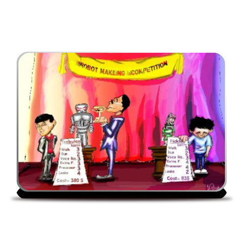 Laptop Skins, Looks Over talant Laptop Skin | Amrit Singh, - PosterGully