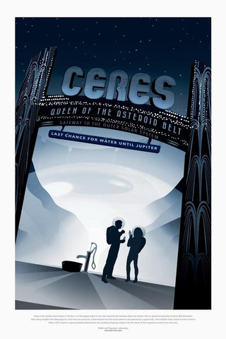PosterGully Specials, Ceres | Nasa Posters, - PosterGully