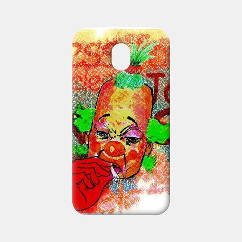 Jokeless Moto G3 Cases | Artist : Sahil Siddiqui