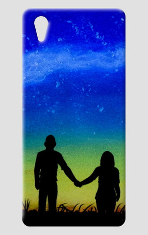 Sunset Love Painting One Plus X Cases | Artist : Rahul Tanwar