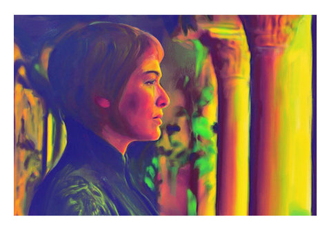 Cersei Lannister Wall Art  | Artist : Delusion