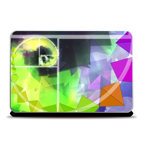 Spiral out Laptop Skins | Artist : Amrit Singh