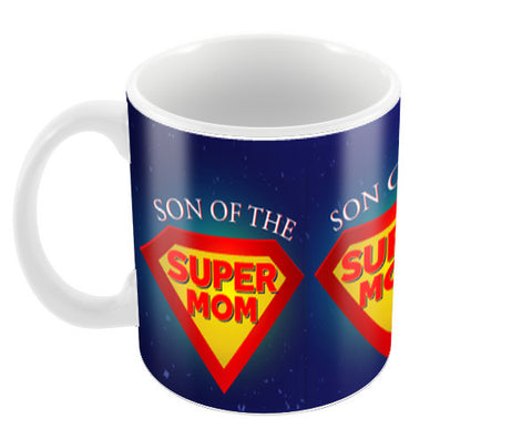 Best mother - Super Mom !! Coffee Mugs | Artist : Dolly P