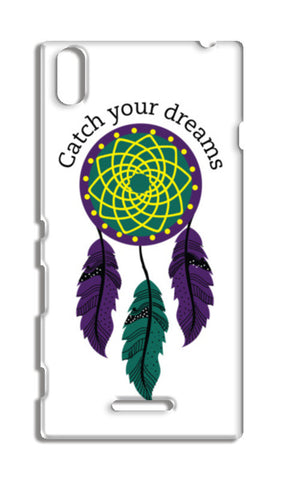 Dream Catcher Illustration Sony Xperia T3 Cases | Artist : Stuti Bajaj