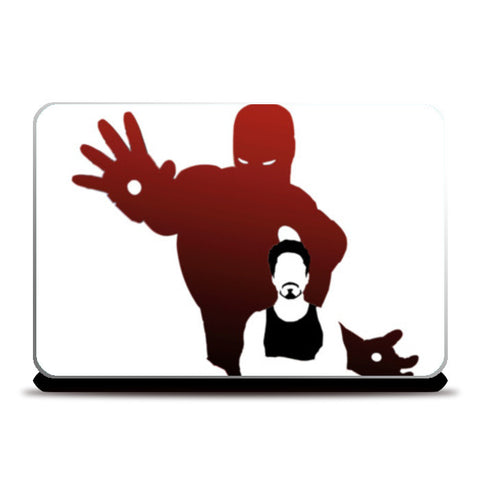 Iron man Laptop Skins | Artist : LinearMan