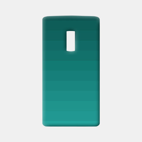 One Plus Two Cases, Teal Fade One Plus Two Cases | Artist : Danish Prakash, - PosterGully