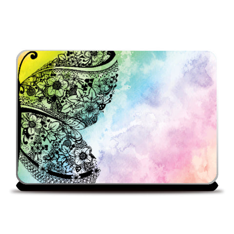 Laptop Skins, Titli Laptop Skin | Svayamkriti, - PosterGully