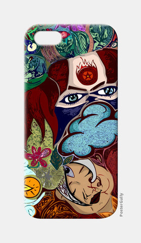 iPhone 5 Cases, Time iPhone 5 Cases | Artist : Hriddhi Dey, - PosterGully