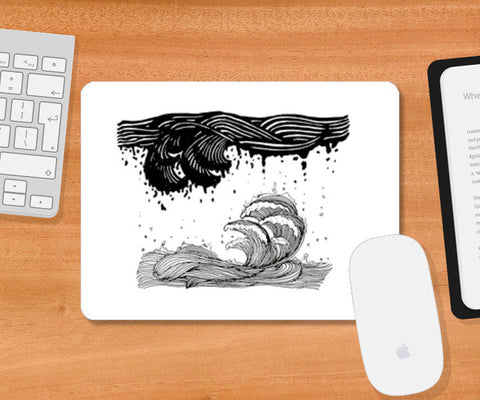 Negatives Mousepad | Artist : Shilpi Mishra