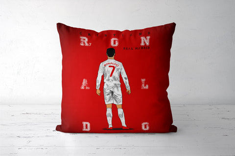 Cristiano Ronaldo Cushion Covers | Artist : Sourab Biswas