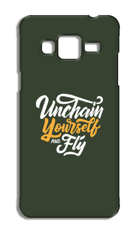 Unchain Yourself And Fly Samsung Galaxy J3 2016 Cases | Artist : Inderpreet Singh