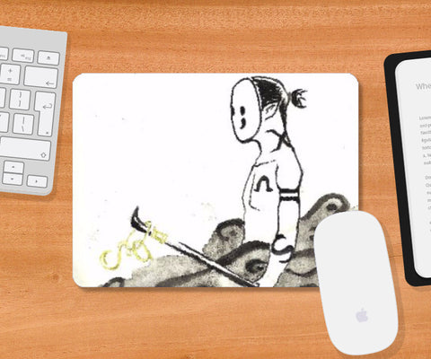 Mousepad, Spirit Mousepad by Amitesh Tandon, - PosterGully