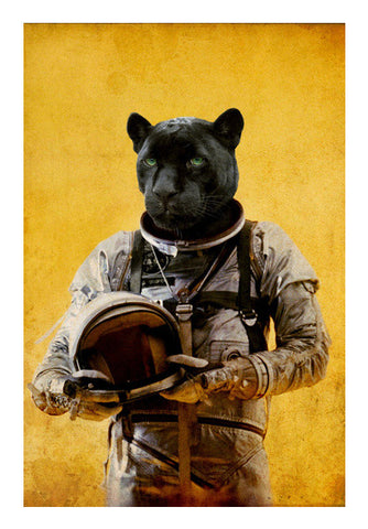 Space Jag Wall Art | Artist : Durro Art