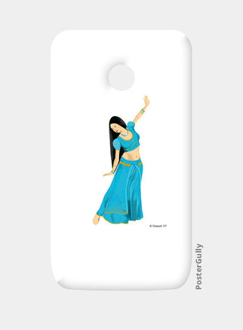 Moto E Cases, Woman Dancing Moto E Cases | Artist : Deepak NT, - PosterGully
