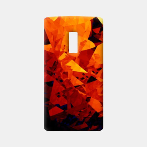 One Plus Two Cases, Fire Pattern One Plus Two Cases | Artist : Manju Nk, - PosterGully