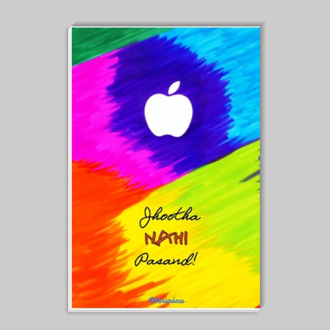 Apple Perfection - Jhootha Nahi Pasand Stick Ons | Artist : Miraculous