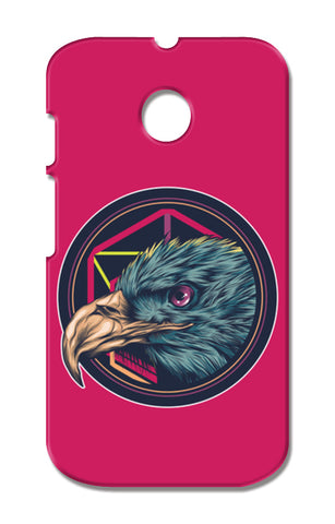 Eagle Moto E XT1021 Cases | Artist : Inderpreet Singh