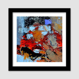 abstract 968541 Premium Square Italian Wooden Frames | Artist : pol ledent