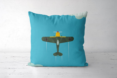 German Luftwaffe ww2 Cushion Covers | Artist : Himanshu Sood