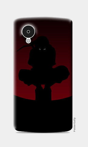 itachi uchiha Nexus 5 Cases | Artist : cold kid