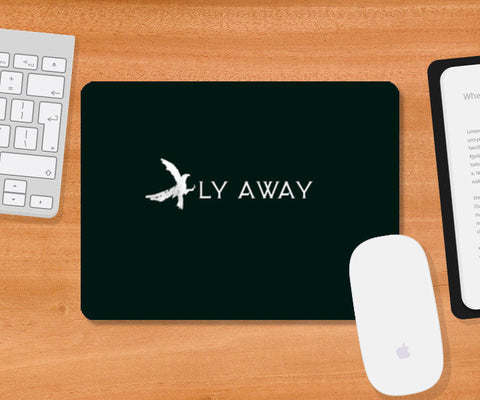 fly away  Mousepad | Artist : Aakarsh Sharma