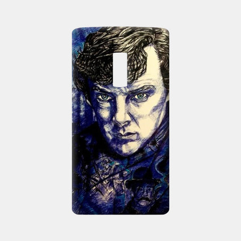 SHERLOCK One Plus Two Cases | Artist : abhrodeep mukherjee
