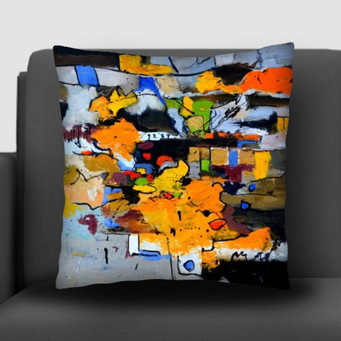 abstract 55610101 Cushion Covers | Artist : pol ledent